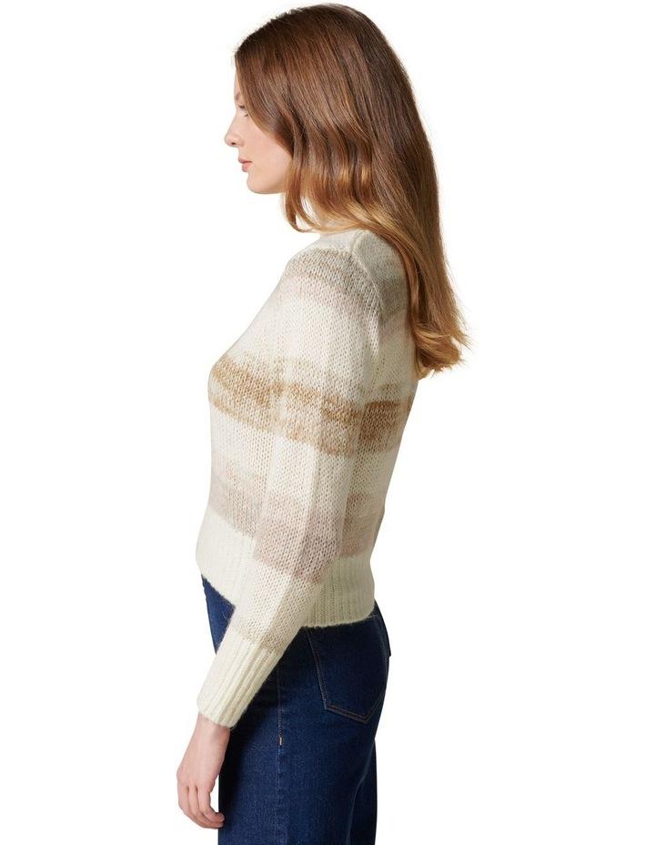 Marla Stripe Knit Jumper image 3