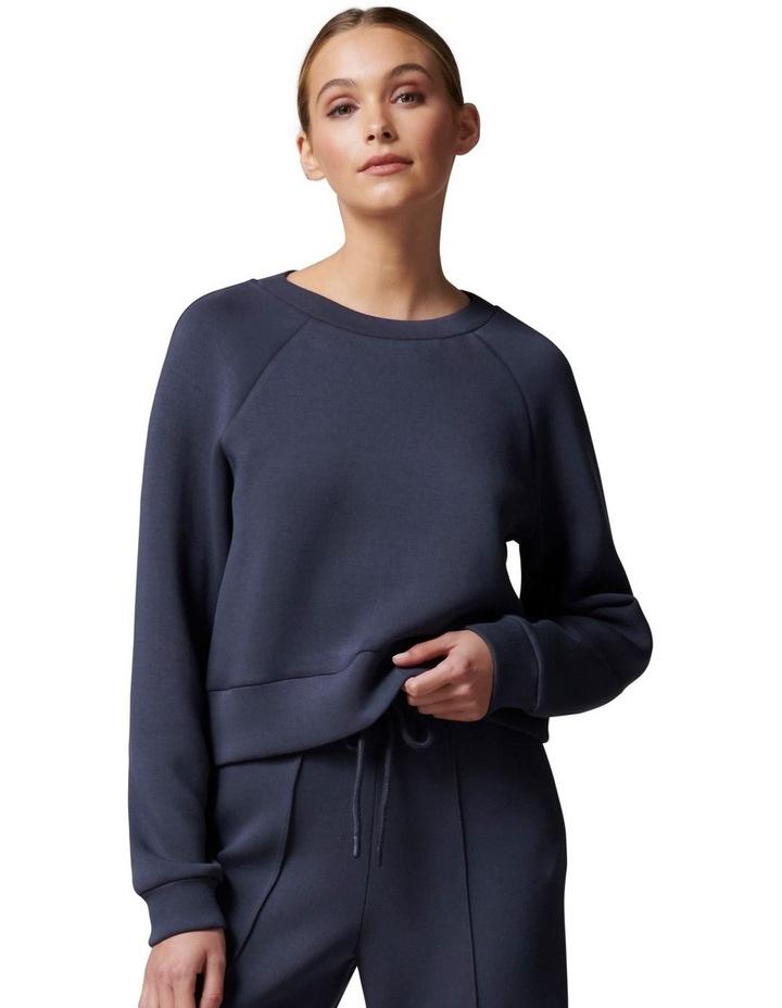 Georgia Oversize Cropped Sweater image 1