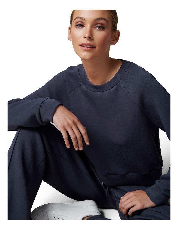 Georgia Oversize Cropped Sweater image 2