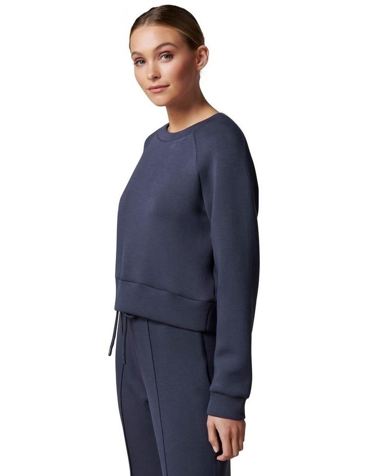 Georgia Oversize Cropped Sweater image 3