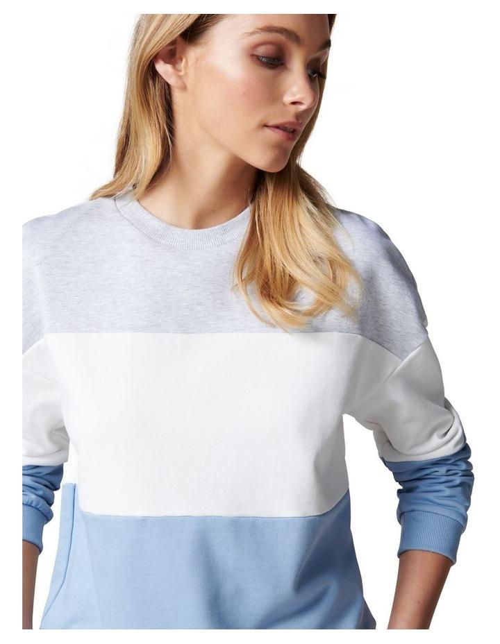 Cassie Colour Block Sweater image 2