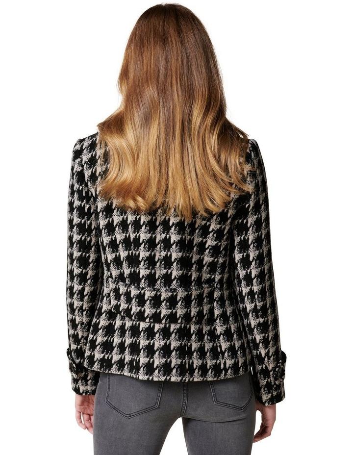 Holly Houndstooth Jacket image 4