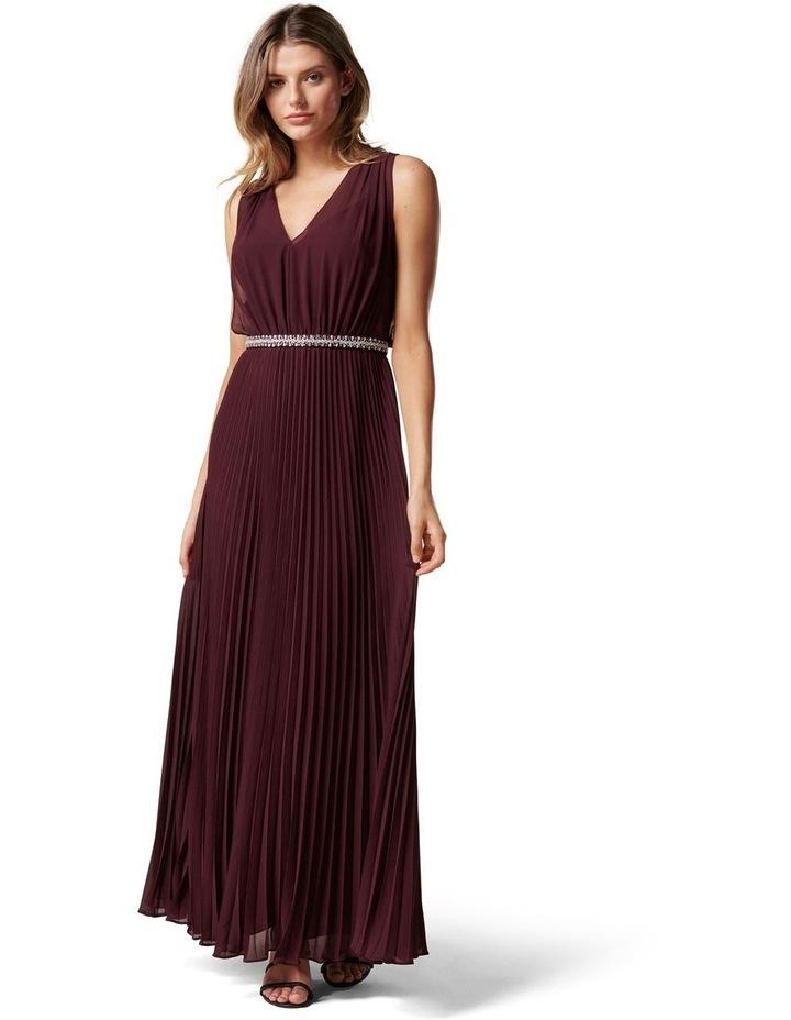 Aurora V Neck Maxi Dress image 1