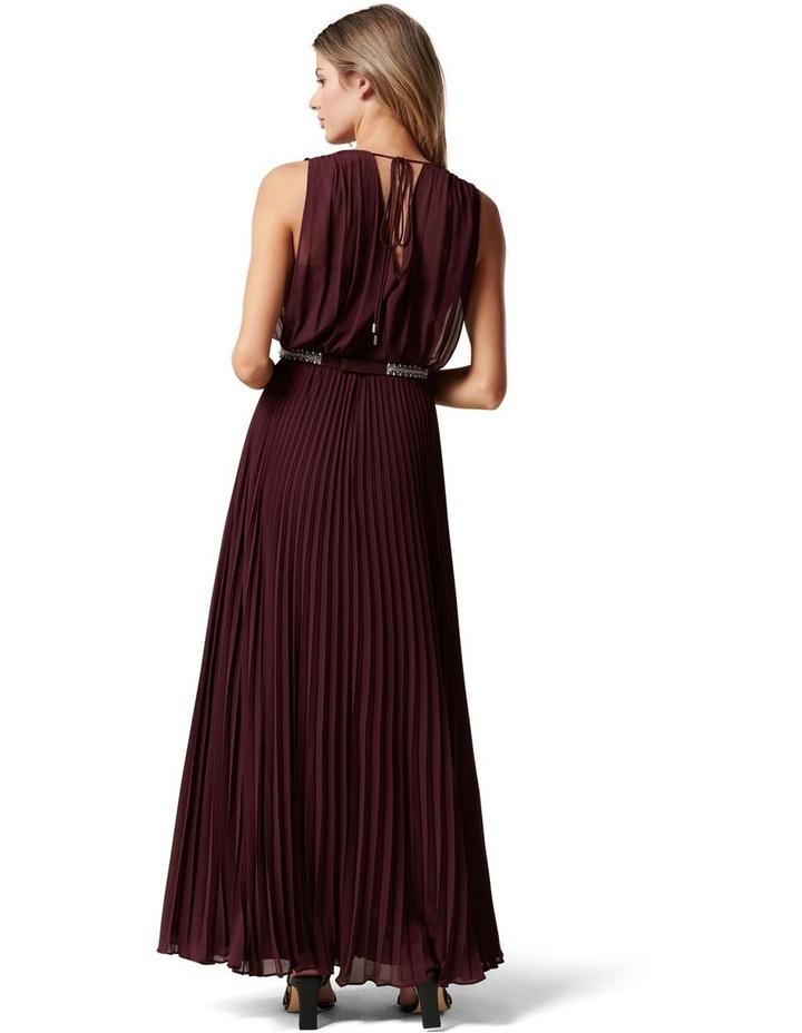 Aurora V Neck Maxi Dress image 4