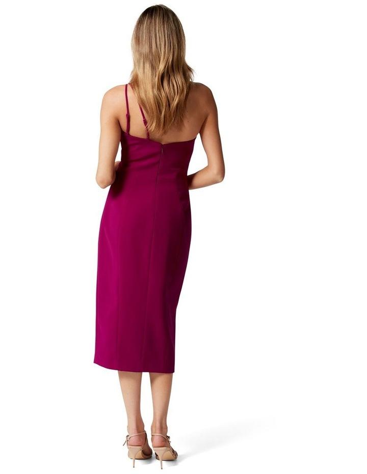 Franca One Shoulder Midi Dress image 4