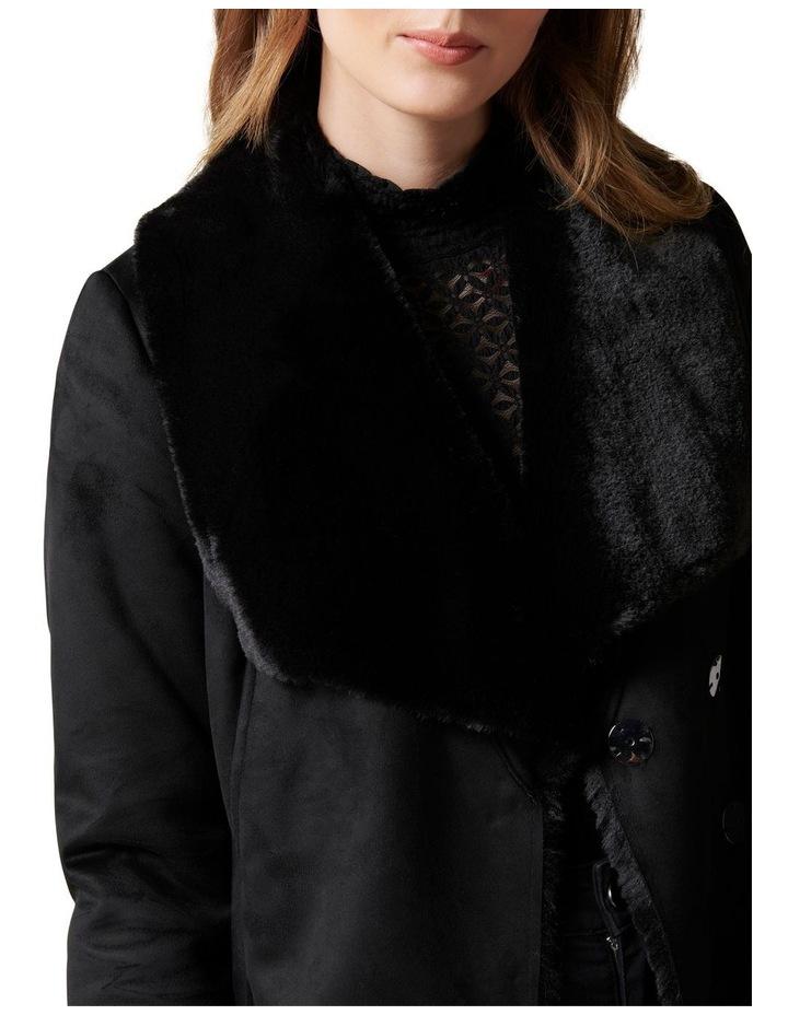 Jade Shearling Coat image 2