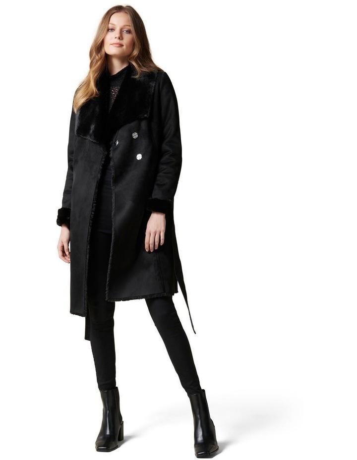 Jade Shearling Coat image 5