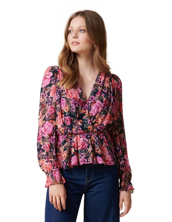 Westlyn Wrap Blouse image 1