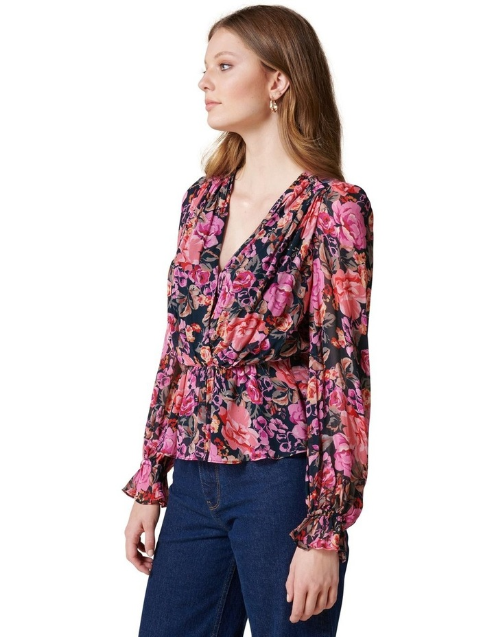 Westlyn Wrap Blouse image 3