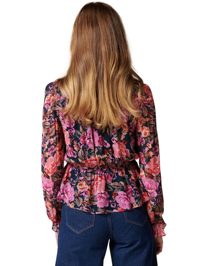 Westlyn Wrap Blouse image 4