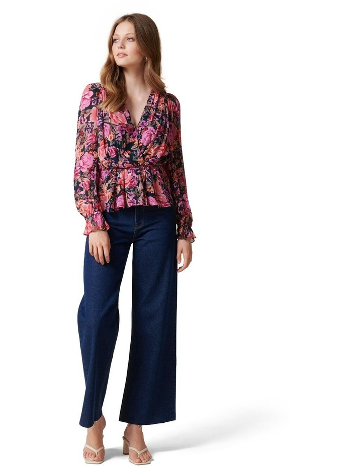 Westlyn Wrap Blouse image 5