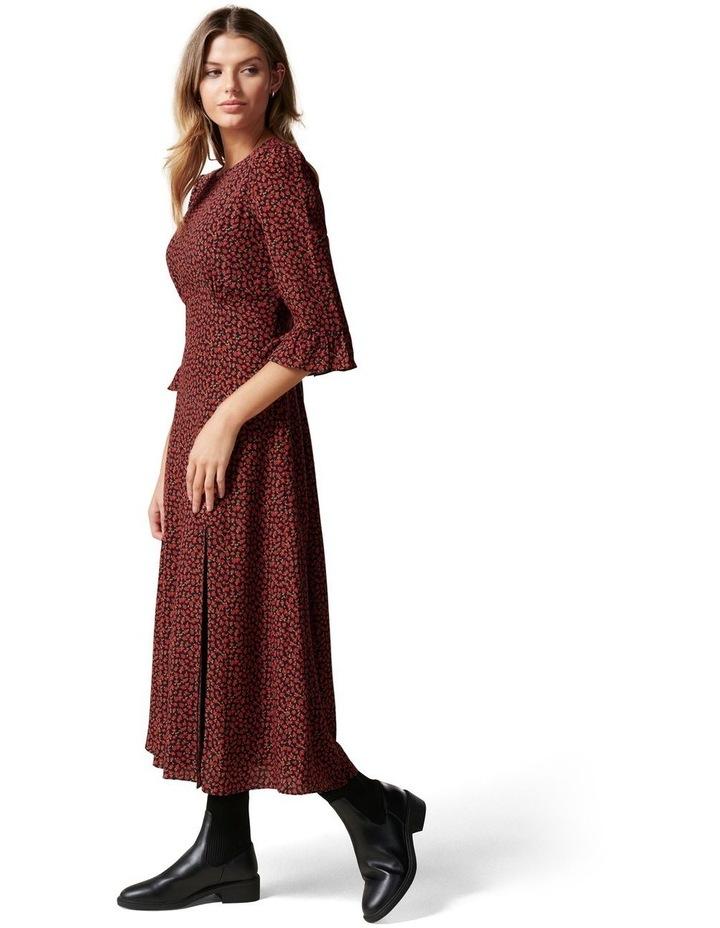 Elena Midi Dress image 3