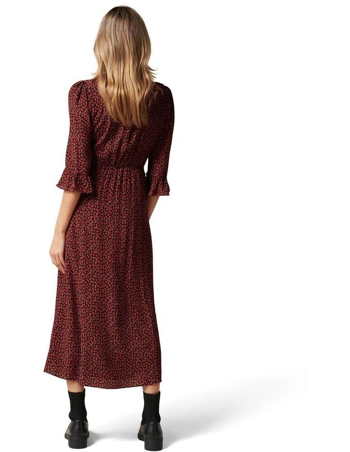Elena Midi Dress image 4