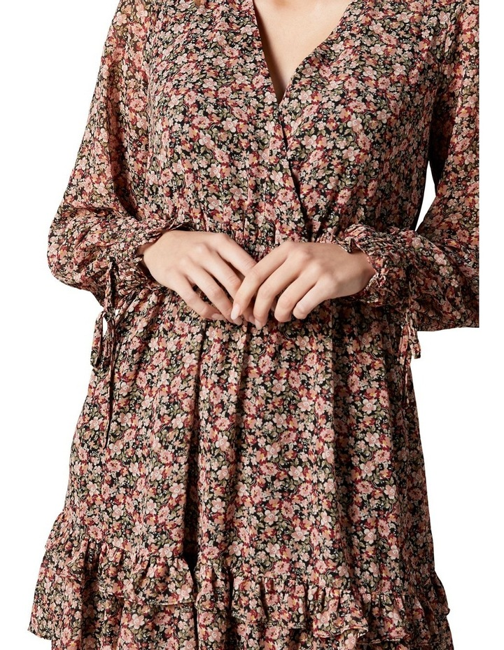 Faye Printed Mini Dress image 2