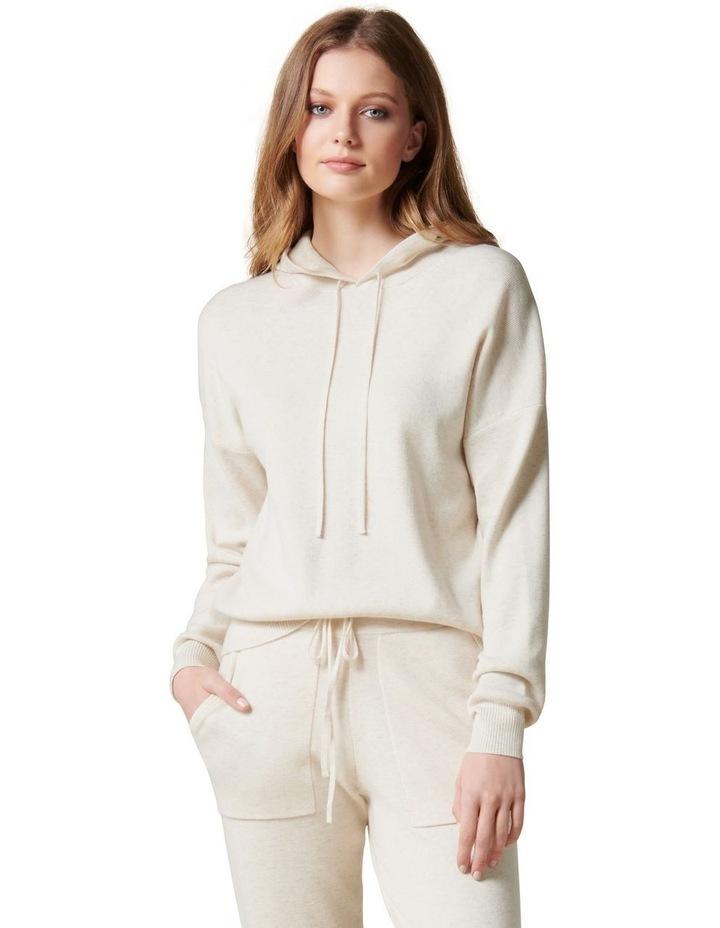 Georgia Loungewear Hood Knit Jumper image 1