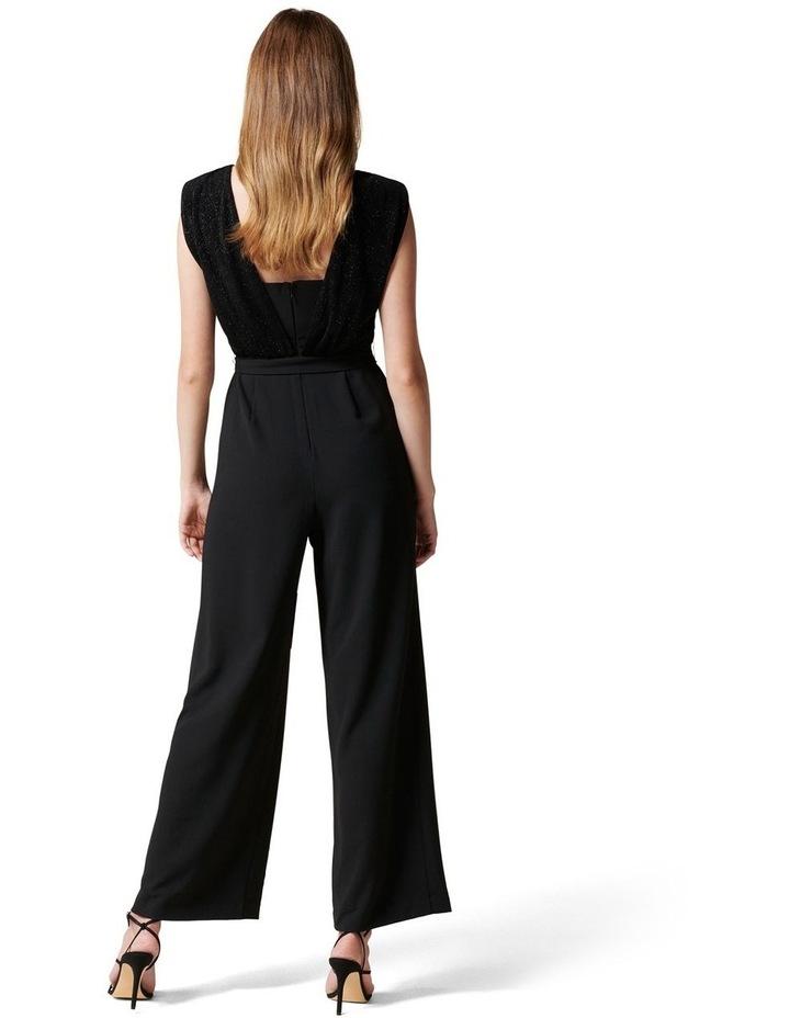 Wynston Glitter Bodice Jumpsuit image 4
