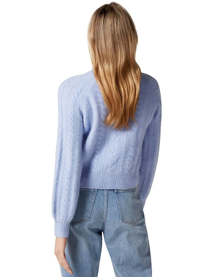 Roxy Petite Cable Knit Jumper image 4