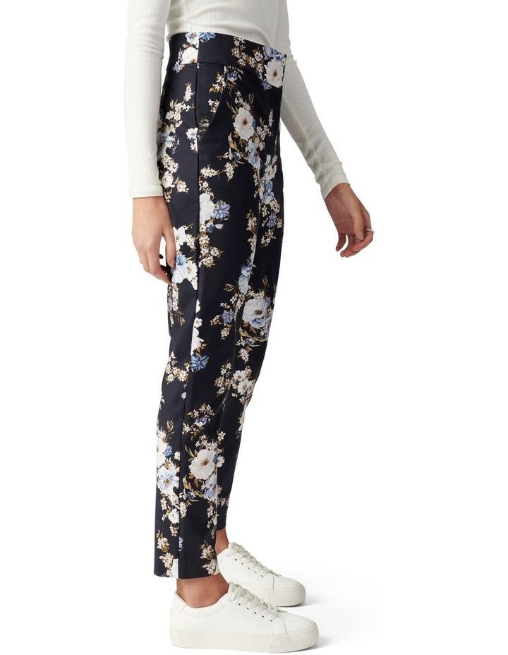 Kellie High Waisted Printed Pants image 3