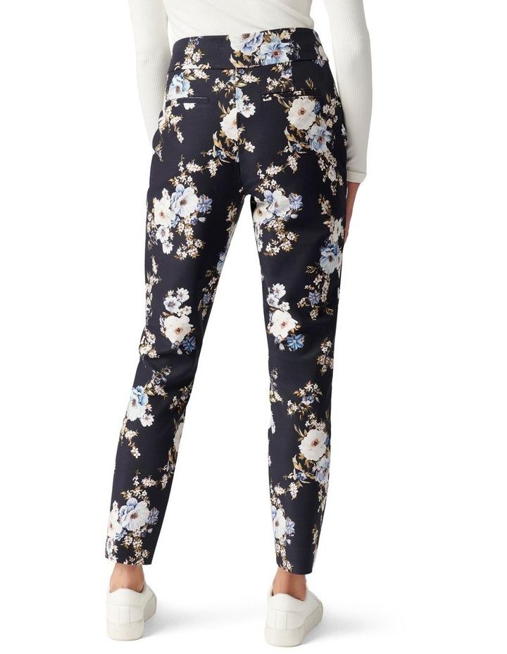Kellie High Waisted Printed Pants image 4