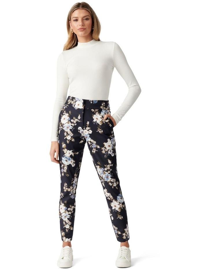 Kellie High Waisted Printed Pants image 5
