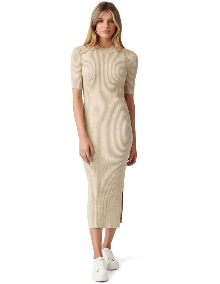 Jazmin Rib Tee Knit Dress image 1