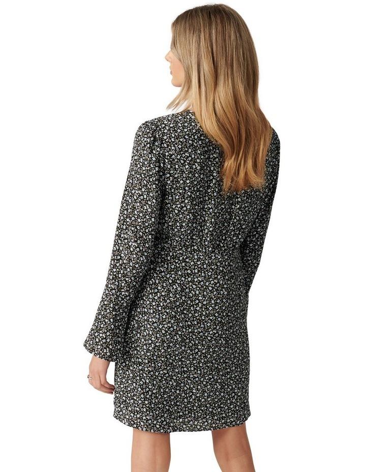 Aspen Petite Flare Sleeve Dress image 4