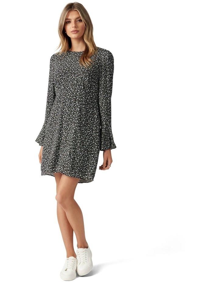 Aspen Petite Flare Sleeve Dress image 5