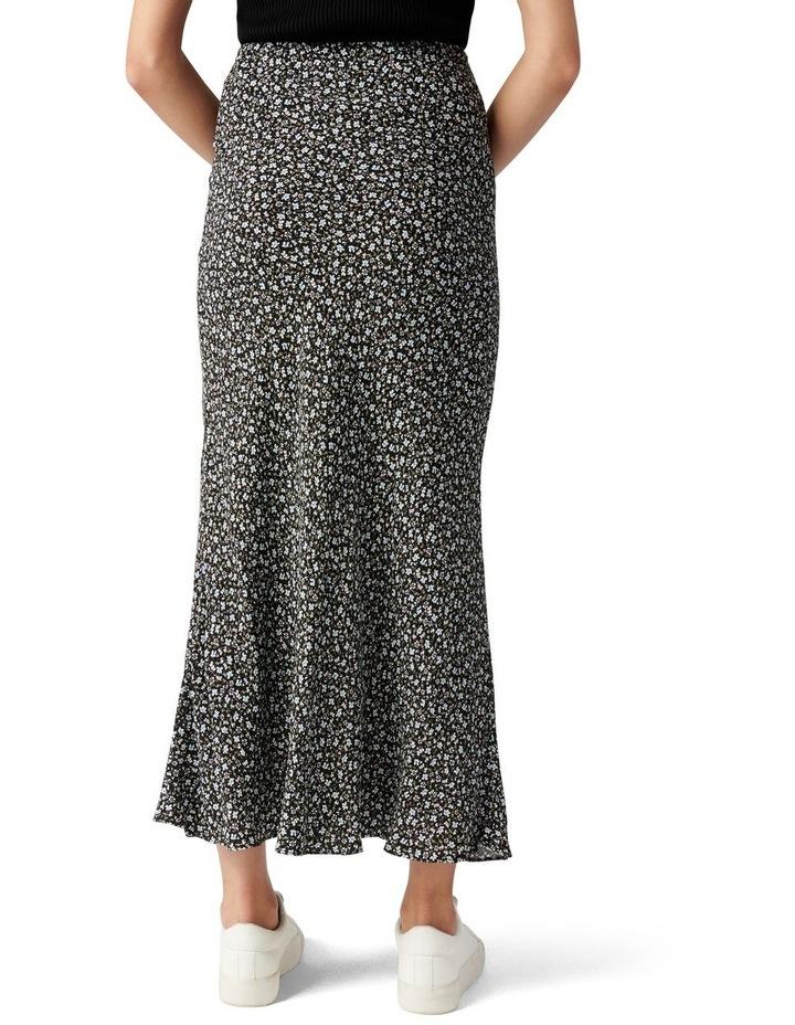 Blanca Petite Bias Split Midi Skirt image 4
