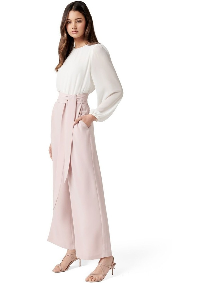 Ivy Long Sleeve Petite Jumpsuit image 3