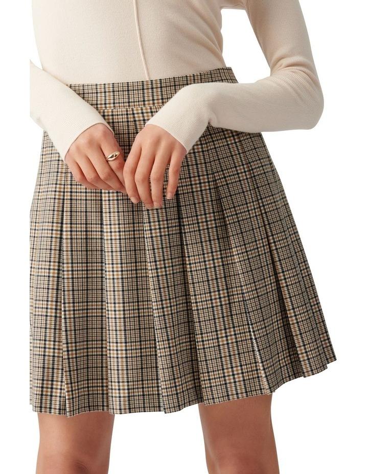 Tania Check Kilt Mini Skirt image 2
