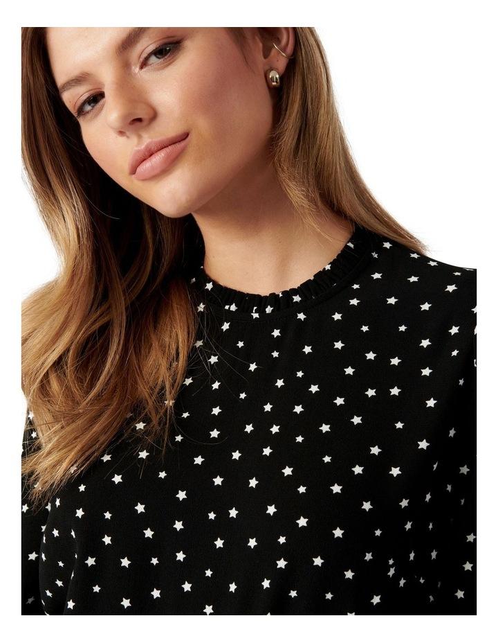 Sabrina Flutter Sleeve Top image 2