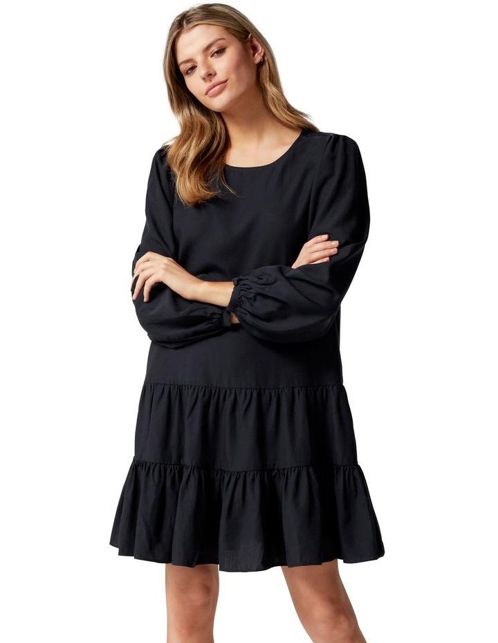 Tara Tiered Smock Dress image 1