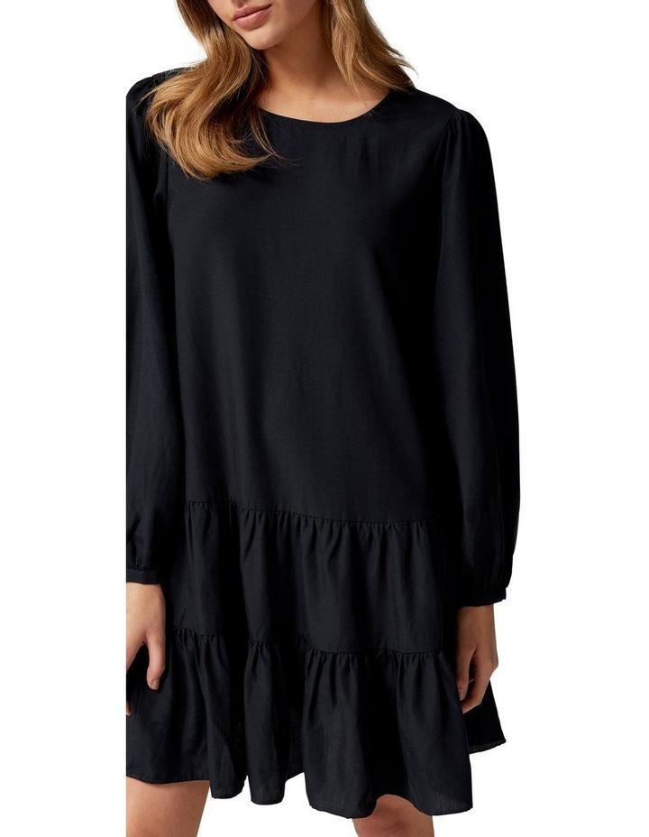 Tara Tiered Smock Dress image 2