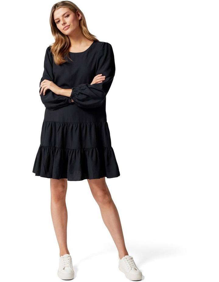 Tara Tiered Smock Dress image 5