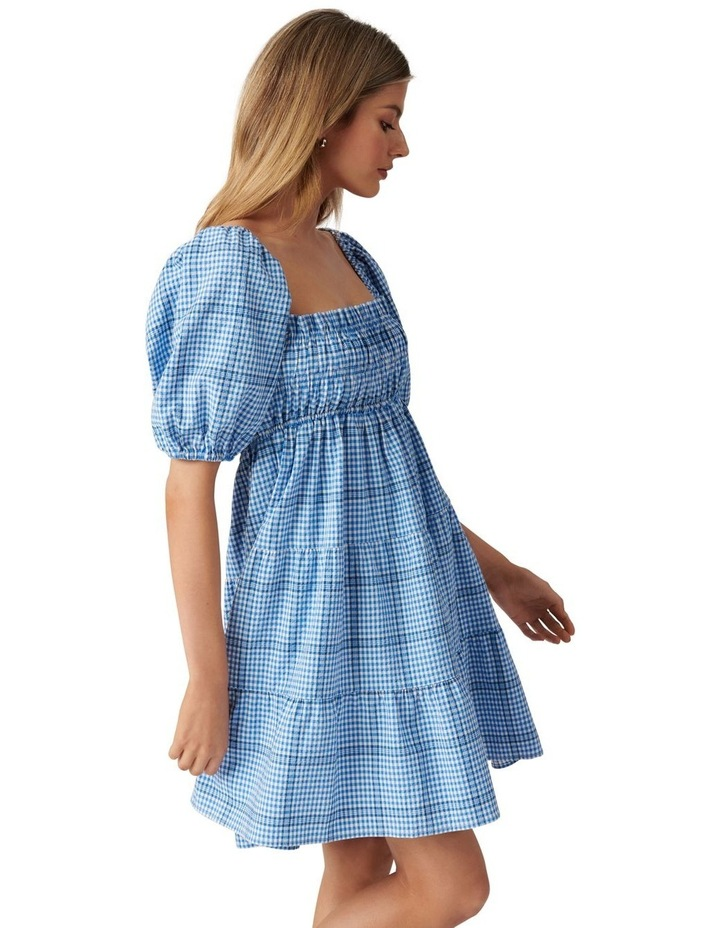 Andie Puff Sleeve Mini Dress image 3