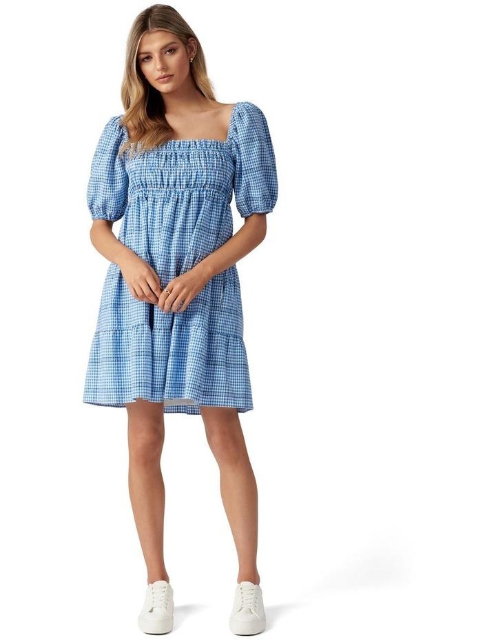 Andie Puff Sleeve Mini Dress image 5