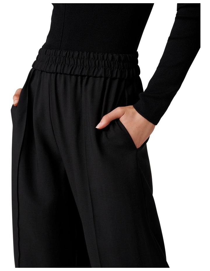 Petra Wide Leg Pintuck Pant image 2