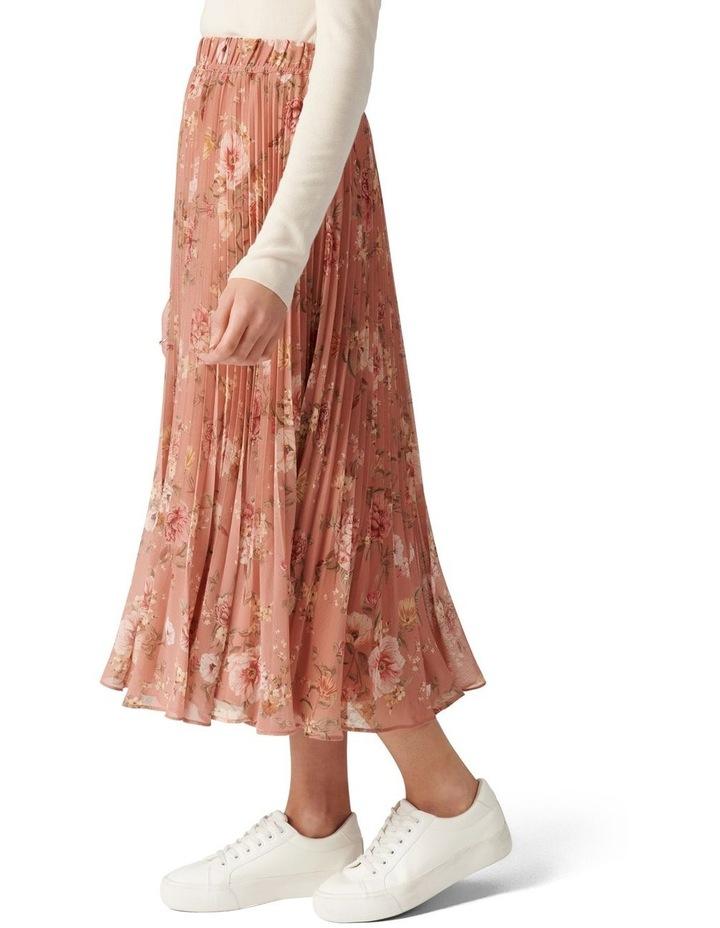Lea Pleated Skirt image 3