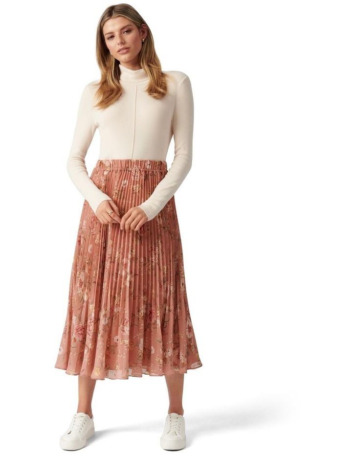 Lea Pleated Skirt image 5