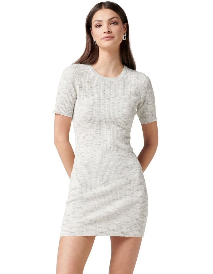Kylie Short Sleeve Knit Dress image 1