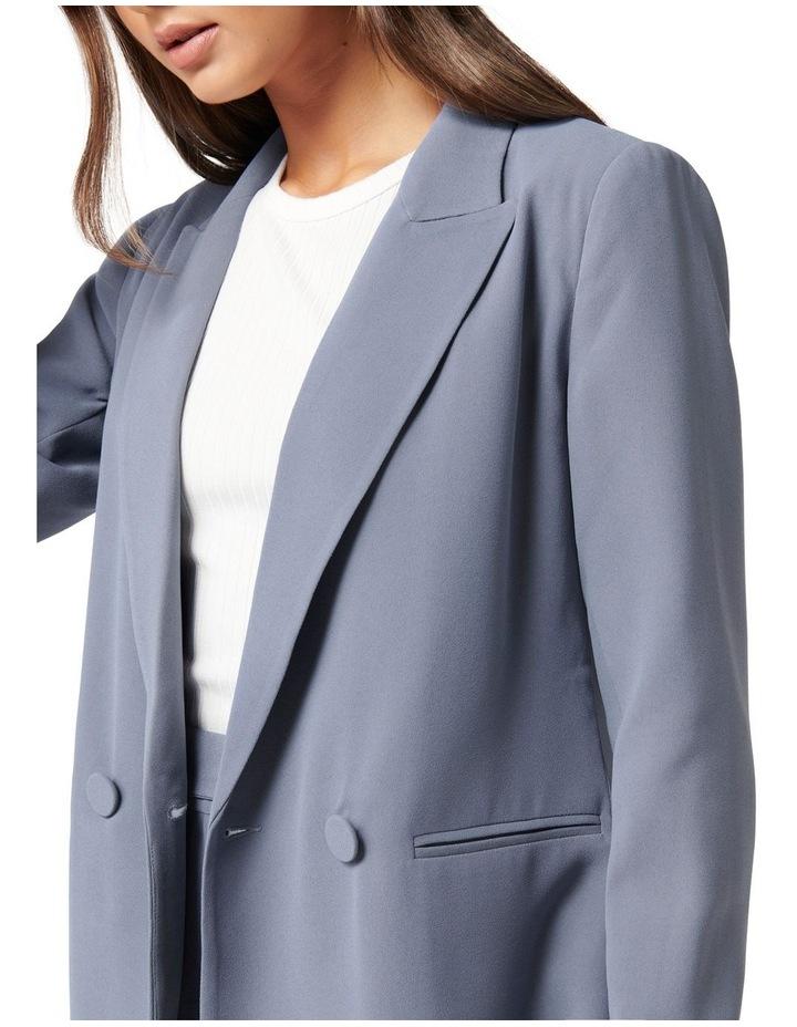 Penny Oversized Blazer Petites Workwear Blue image 2