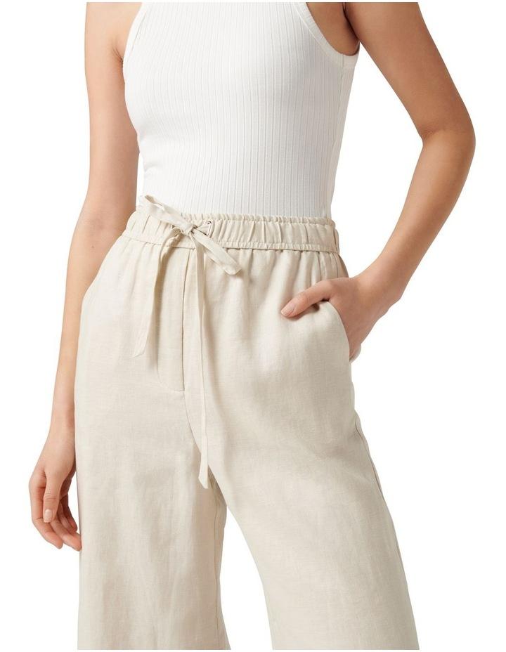 Ruby Linen Wide Leg Pants image 2