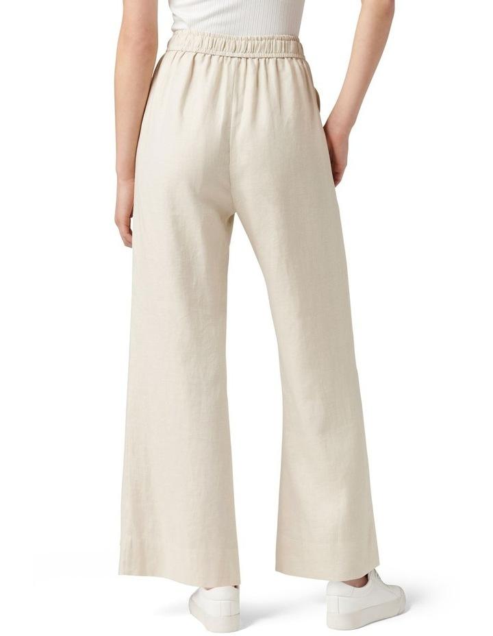 Ruby Linen Wide Leg Pants image 4