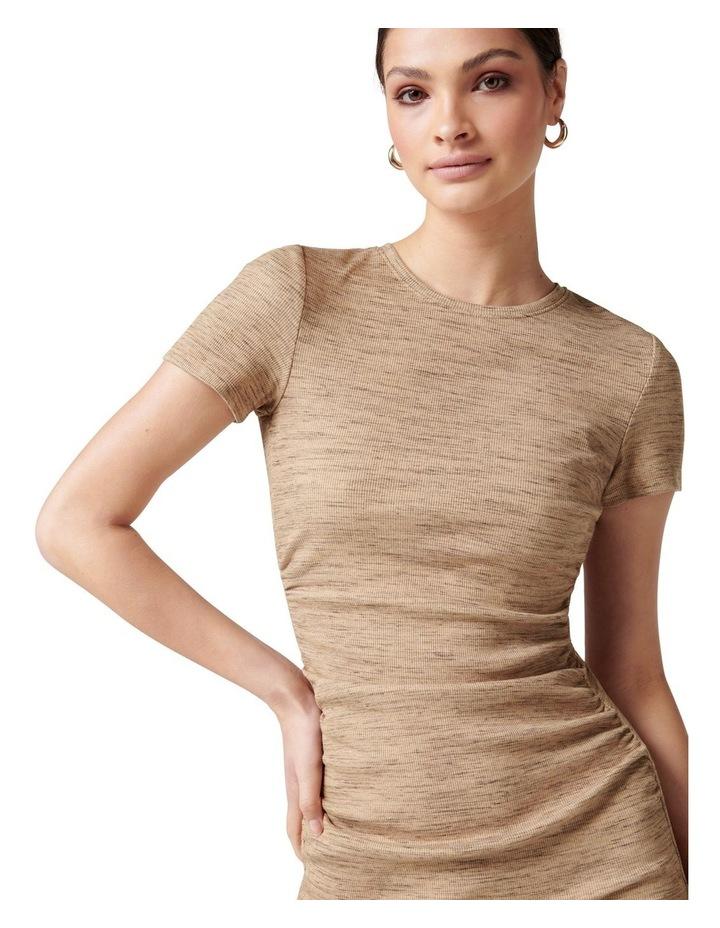 Eva Short Sleeve Ruched Dress image 2