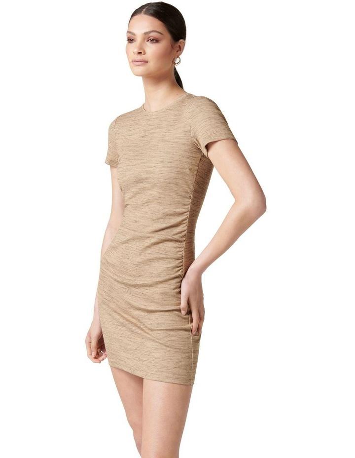 Eva Short Sleeve Ruched Dress image 3