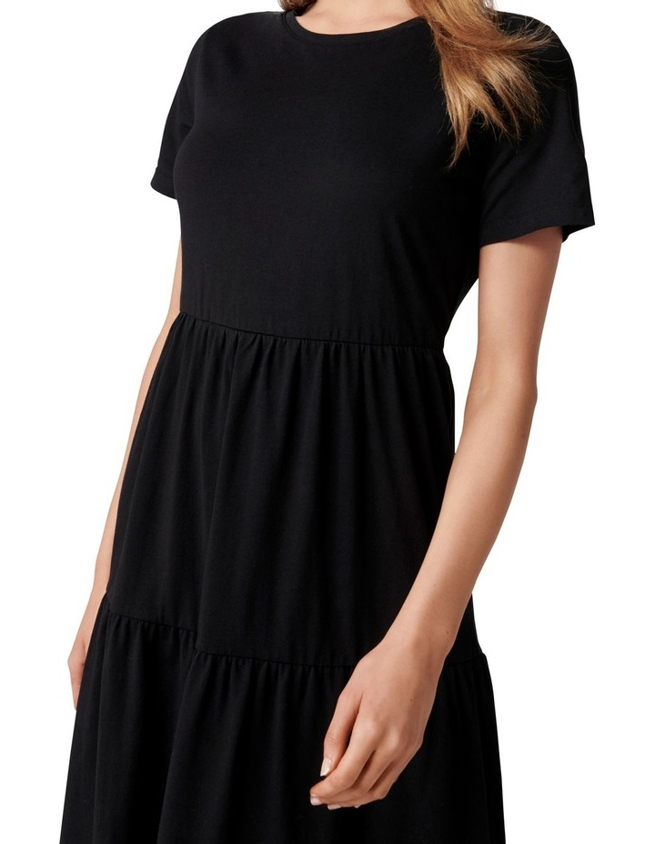 Elodie Jersey Midi Dress image 2