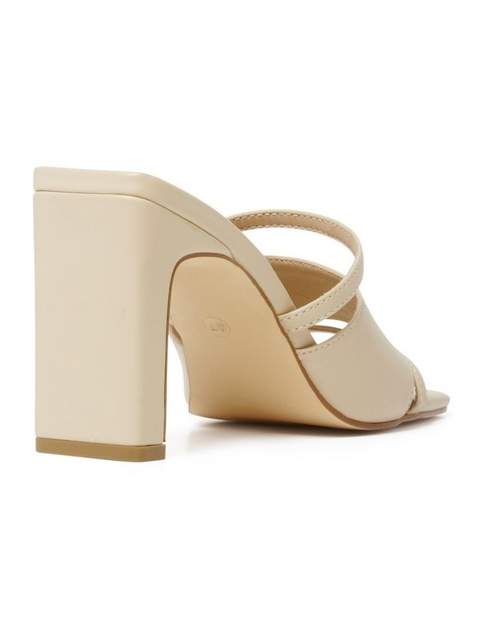 Lucy 3 Strap Mule image 4