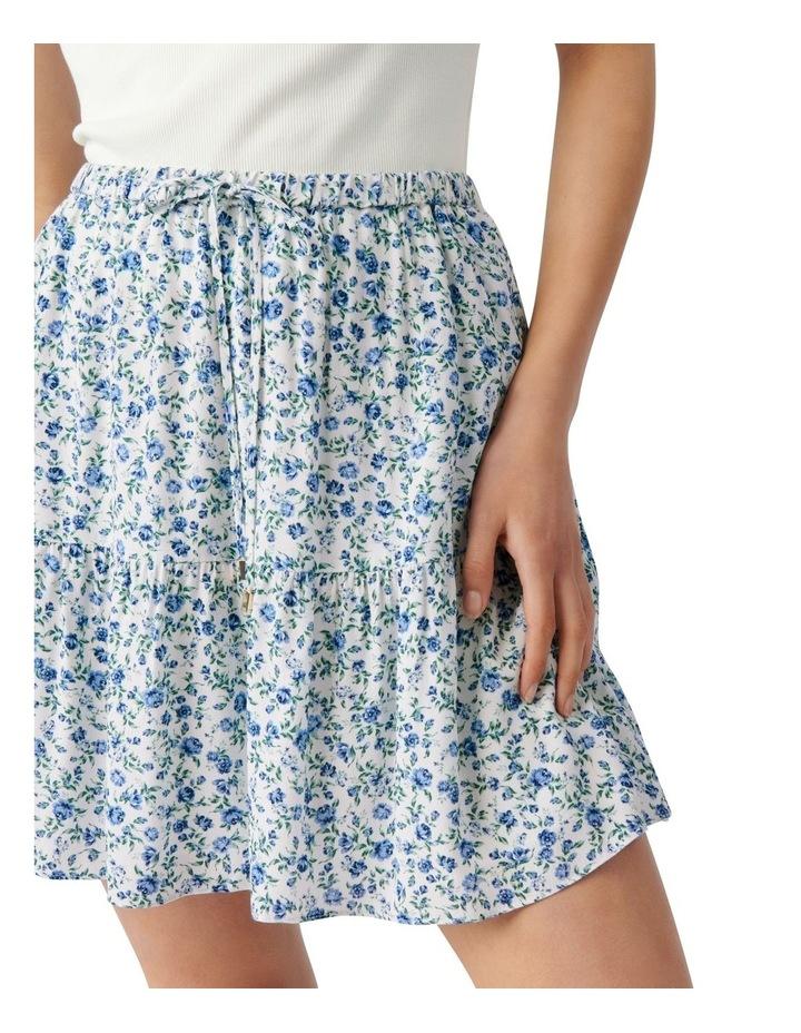 Mikayla Flippy Ditsy Skirt Small Montebello Ditsy image 2