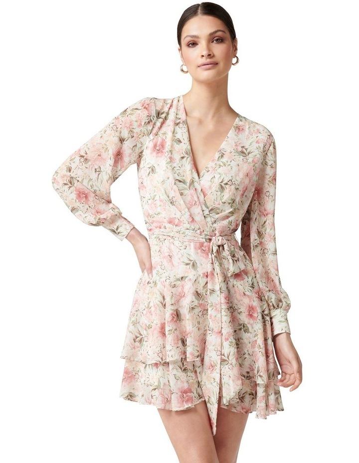 Mikayla Mini Dress Positano Bloom image 1