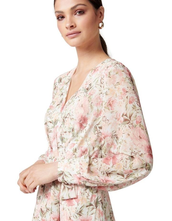 Mikayla Mini Dress Positano Bloom image 2